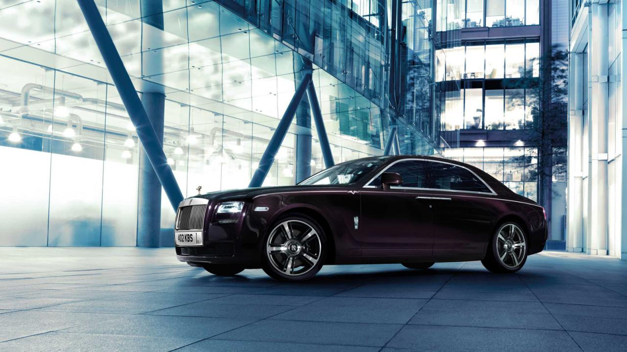 Rolls-Royce Ghost V-Specification photo 106137