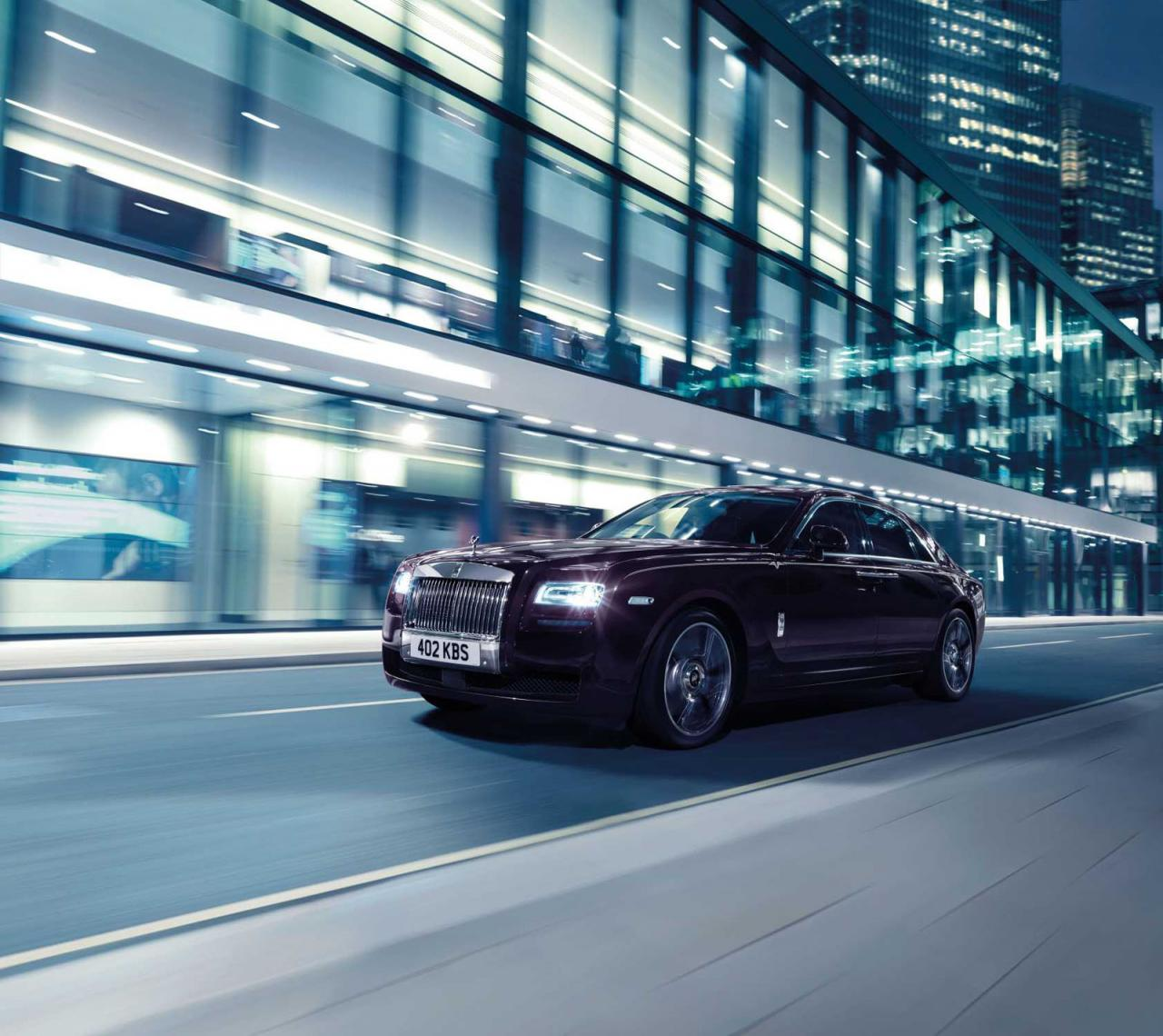 Rolls-Royce Ghost V-Specification photo 106148