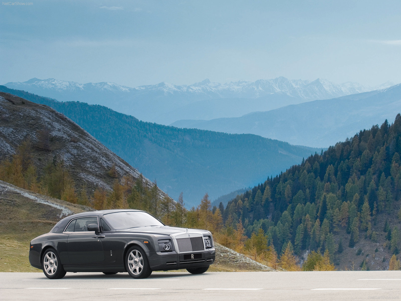 Rolls-Royce Phantom Coupe photo 52360