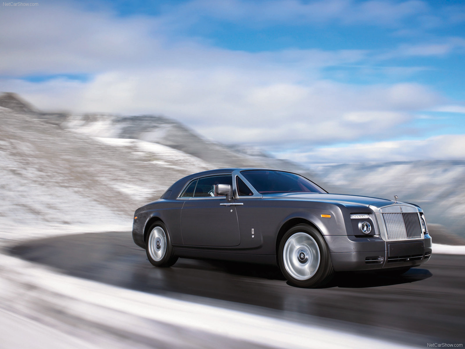 Rolls-Royce Phantom Coupe photo 52363