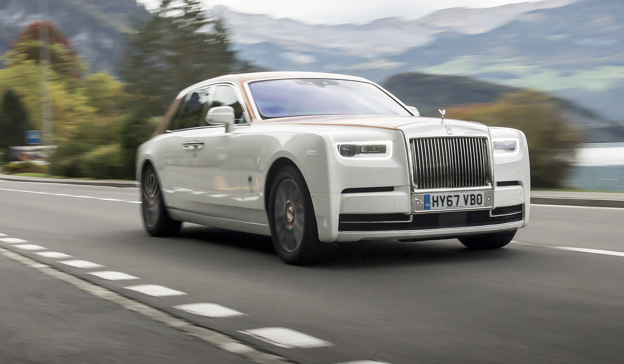 Rolls-Royce Phantom photo 182493