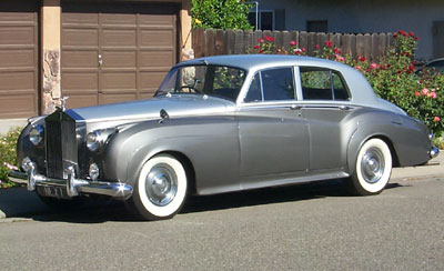 Rolls-Royce Silver Cloud photo 25077
