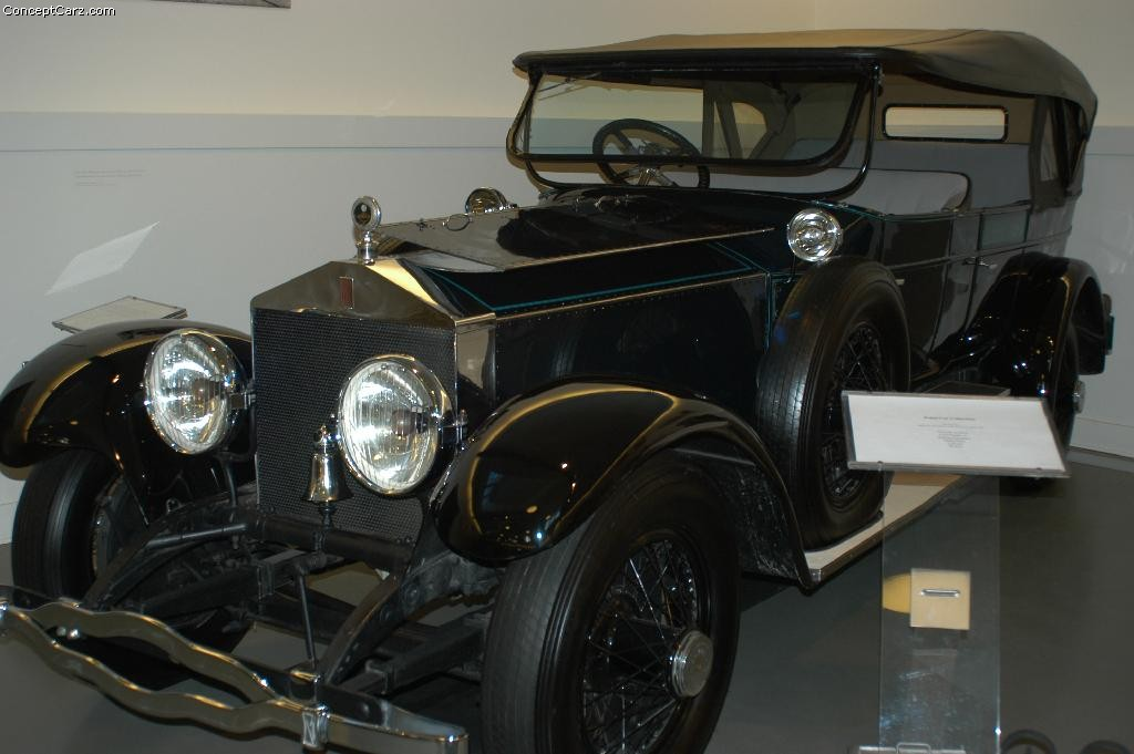 Rolls-Royce Silver Ghost photo 24999