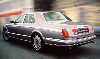 Rolls-Royce Silver Seraph photo 25196