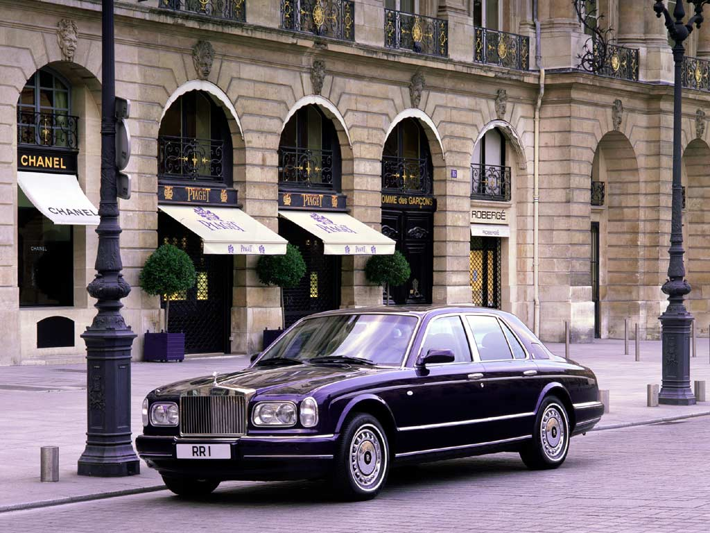 Rolls-Royce Silver Seraph photo 82898