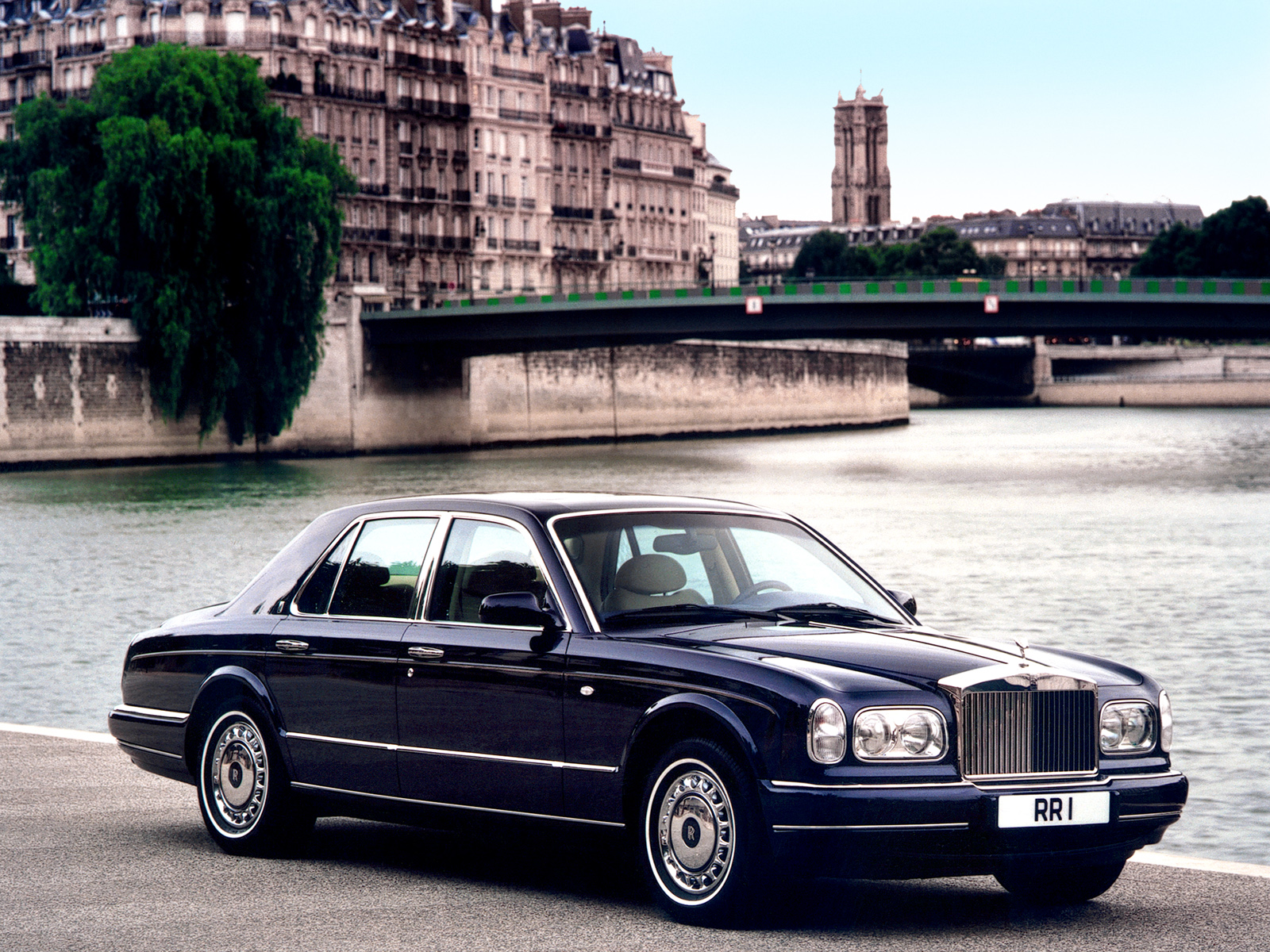 Rolls-Royce Silver Seraph photo 82899