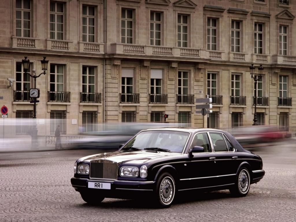 Rolls-Royce Silver Seraph photo 82902