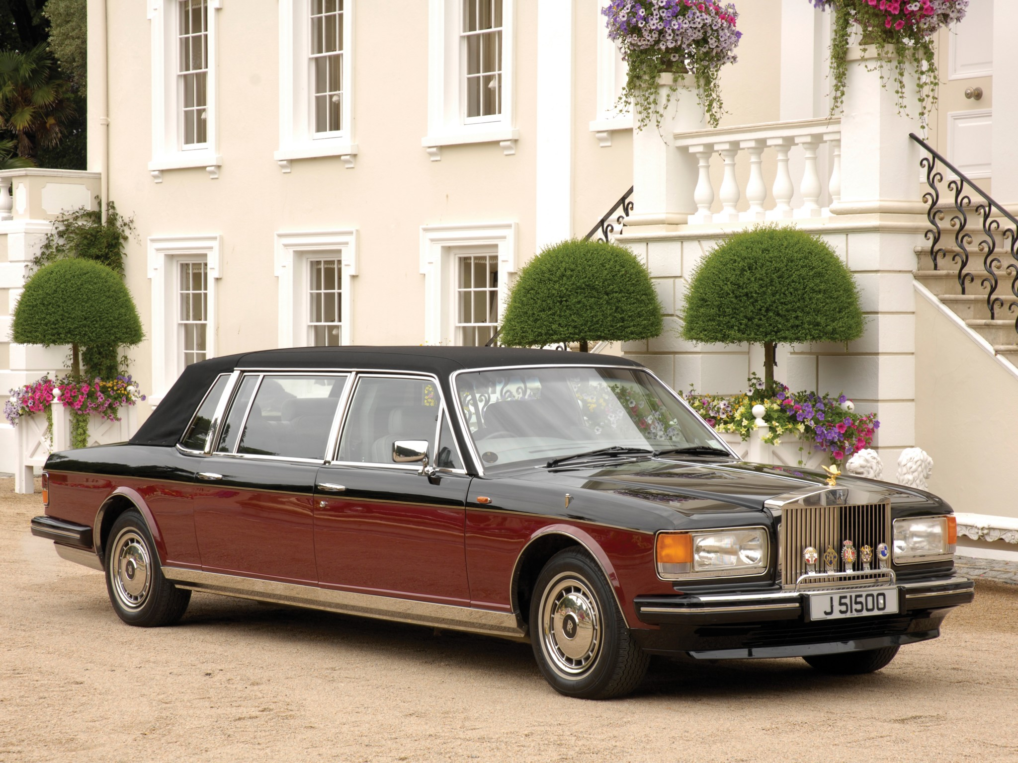 Rolls-Royce Silver Spirit photo 83091