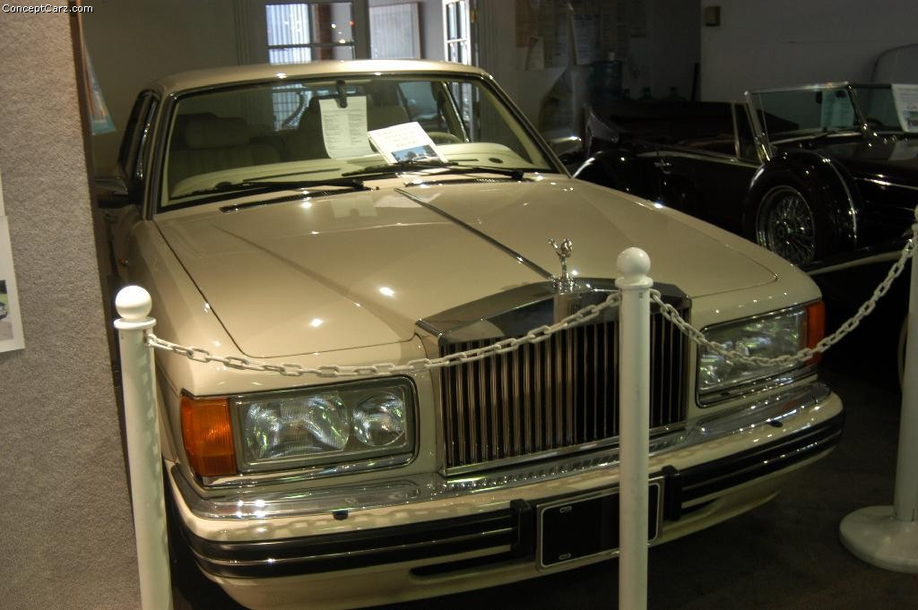 Rolls-Royce Silver Spur photo 25098