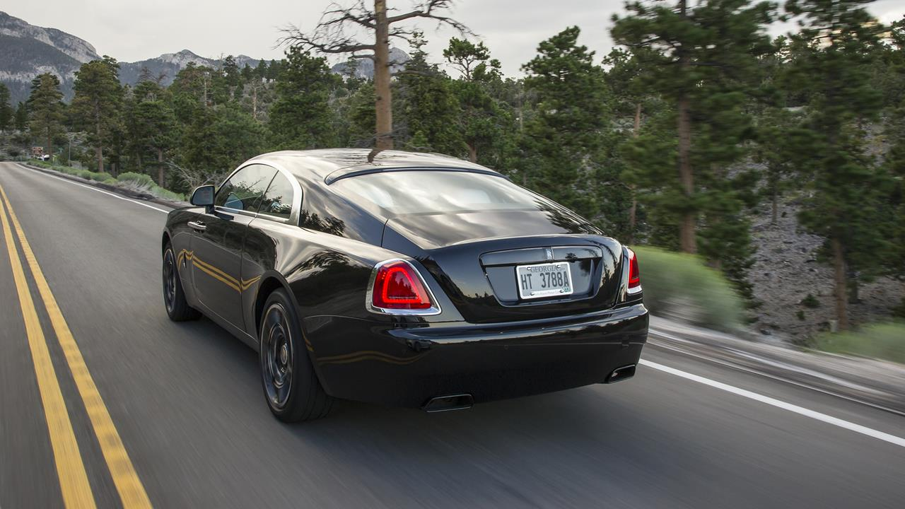 Rolls-Royce Wraith photo 167201