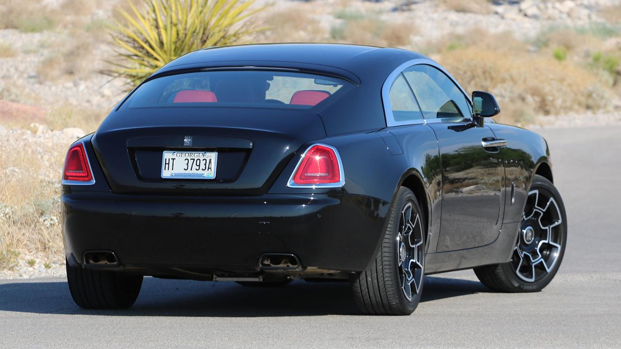 Rolls-Royce Wraith photo 167207