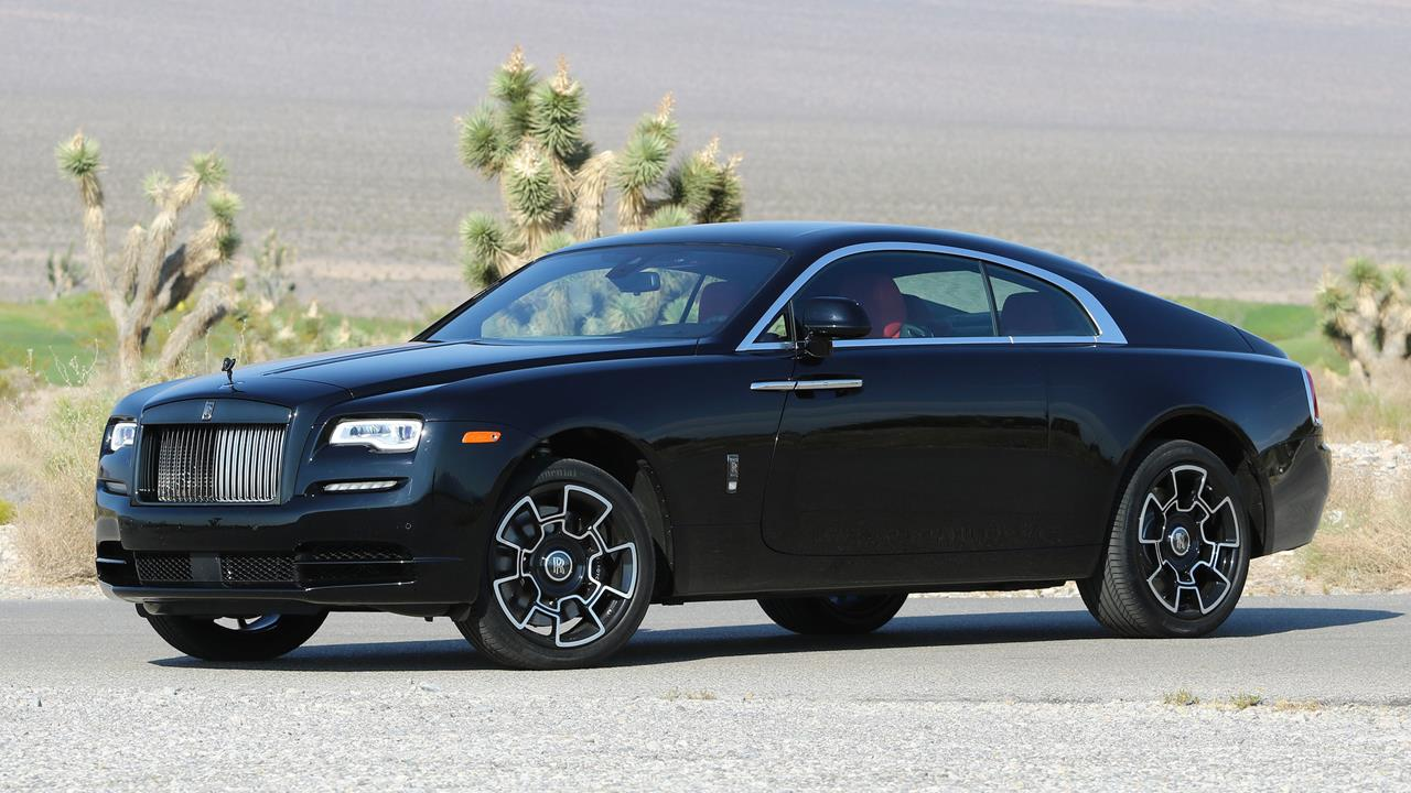 Rolls-Royce Wraith photo 167211