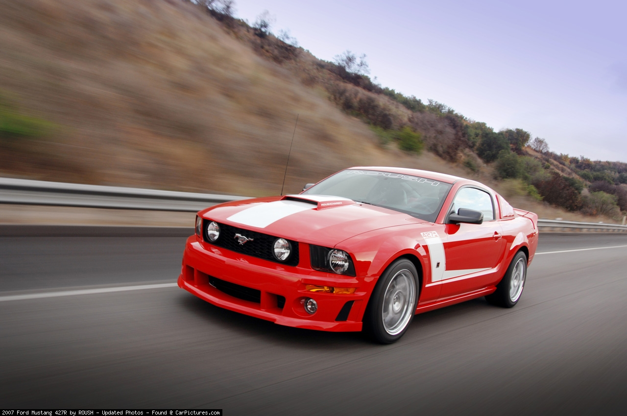 Roush Mustang GT photo 45990