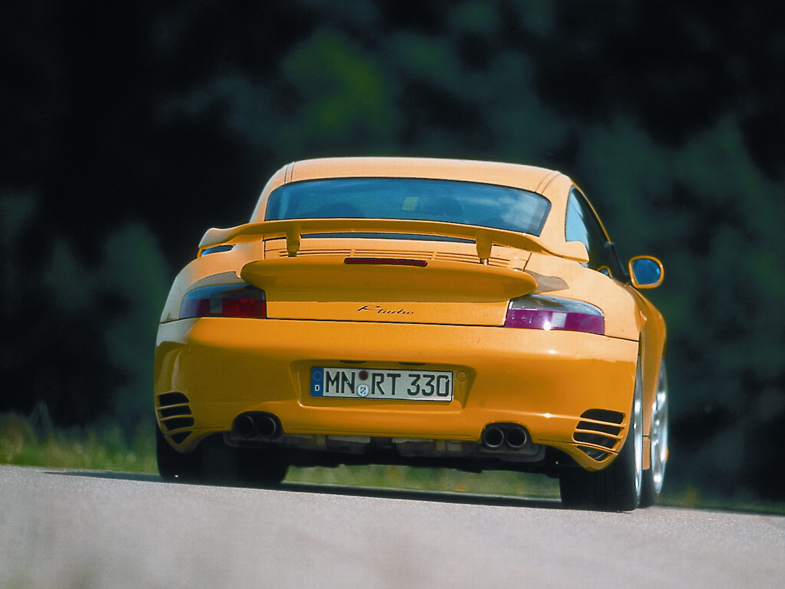 Ruf R Turbo photo 20280