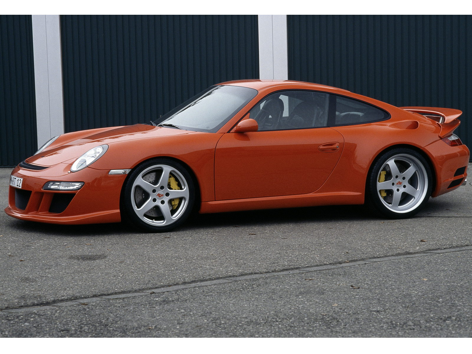 Ruf RT 12 photo 20290