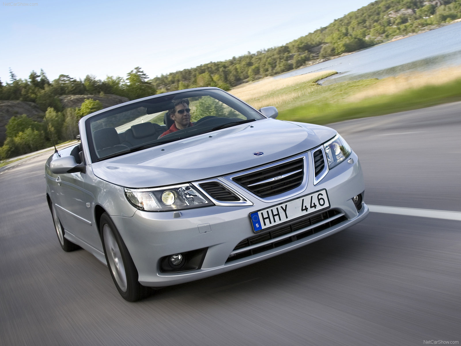 Saab 9-3 Convertible photo 44756