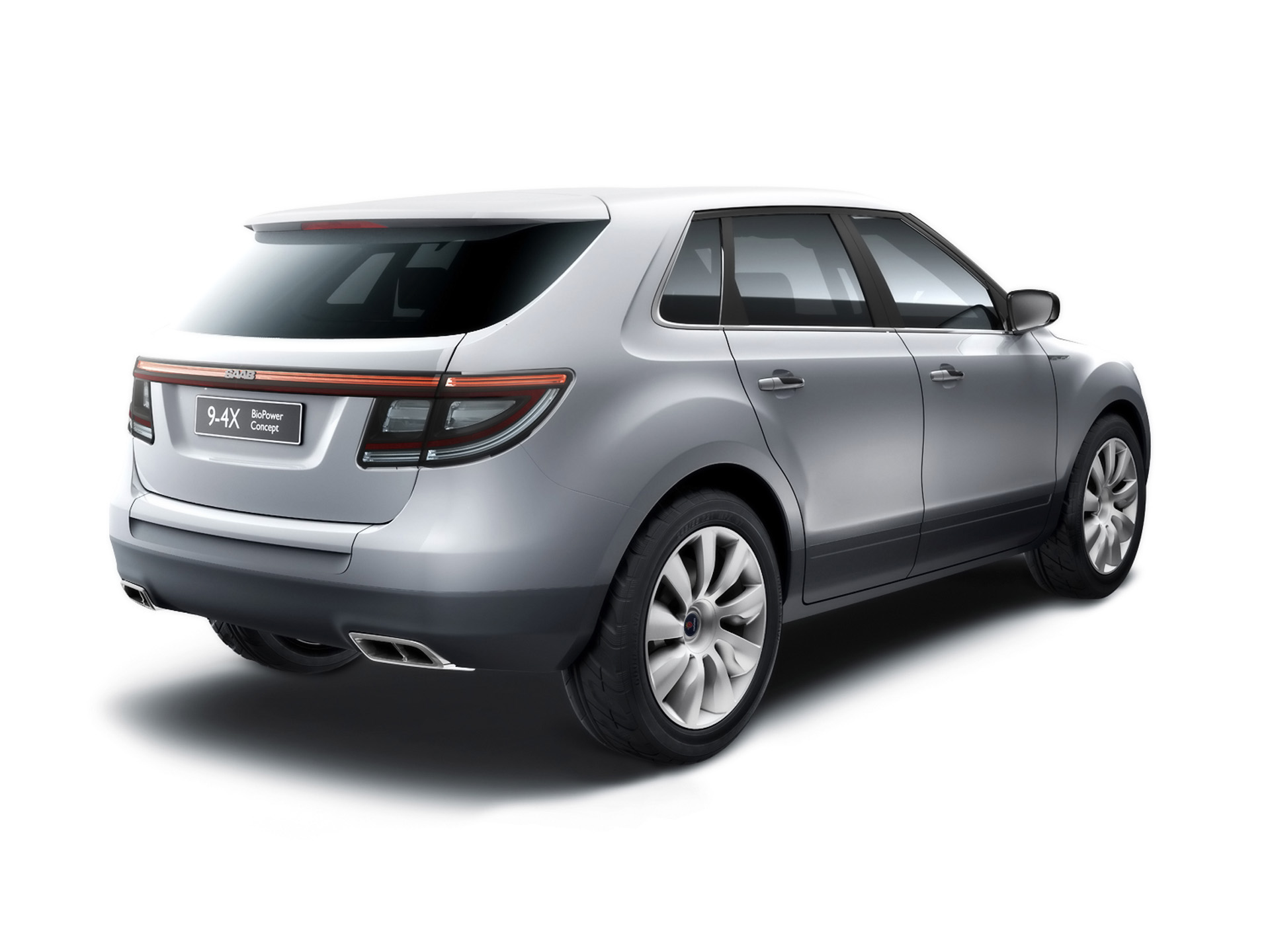 Saab 9-4X BioPower photo 51245