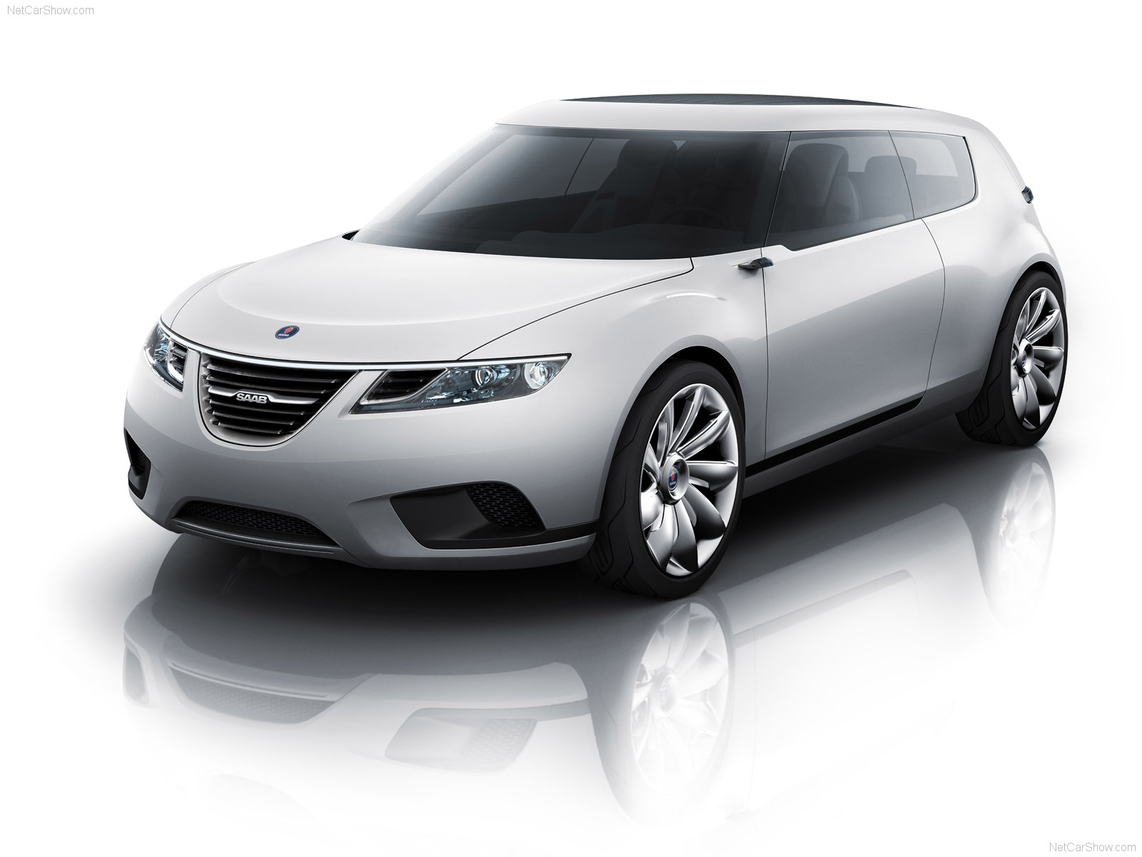 Saab 9-X BioHybrid photo 52907