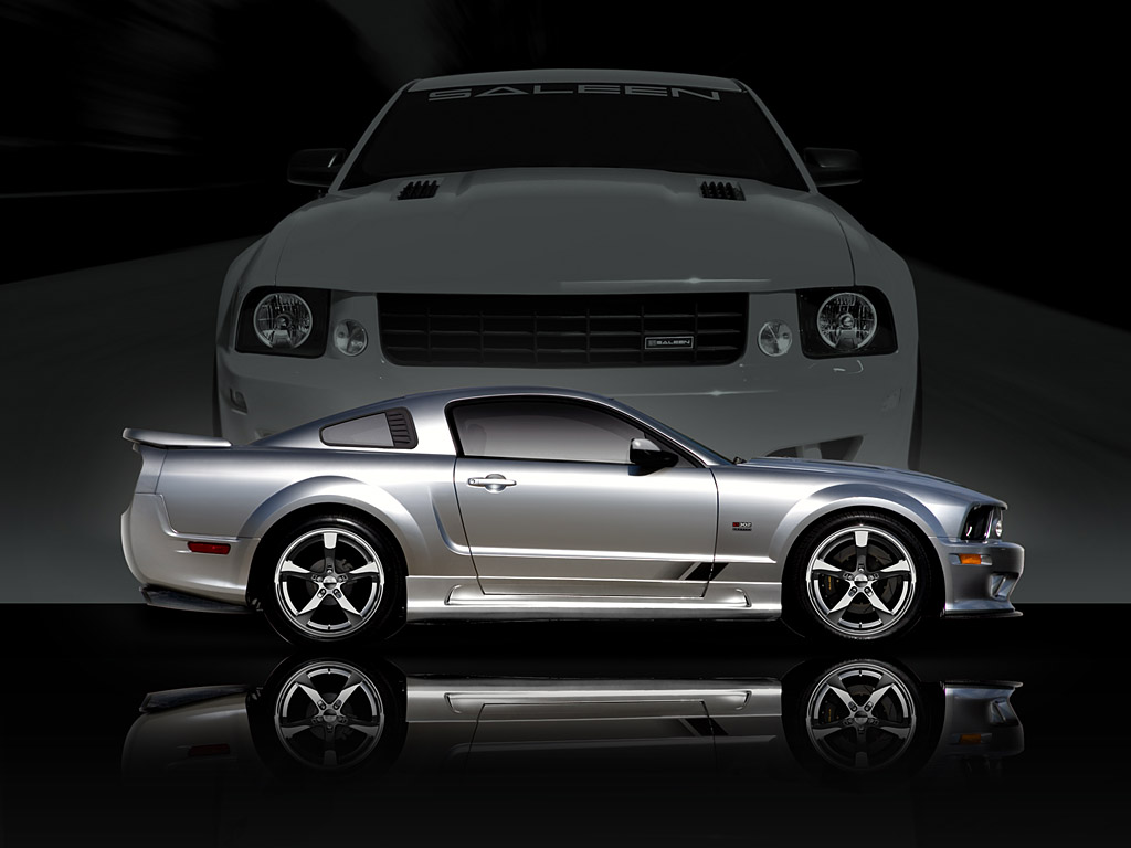 Saleen Mustang S302 Extreme photo 54693