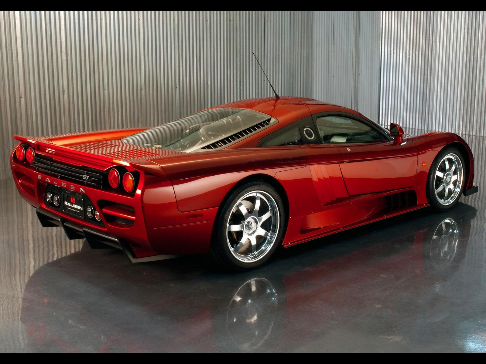 Saleen S7 Twin Turbo photo 24458