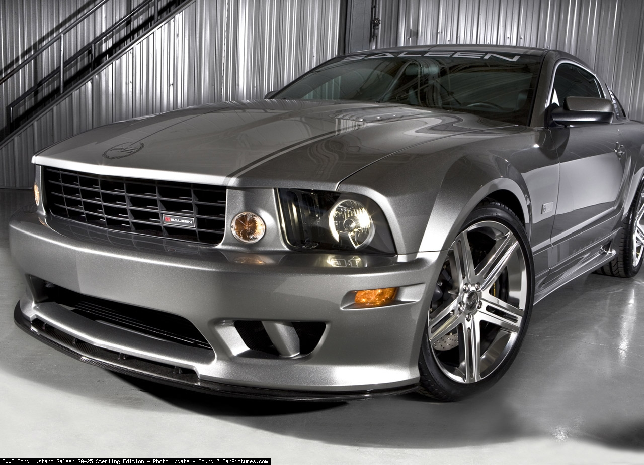 Saleen SA-25 Sterling Edition Ford Mustang photo 51598