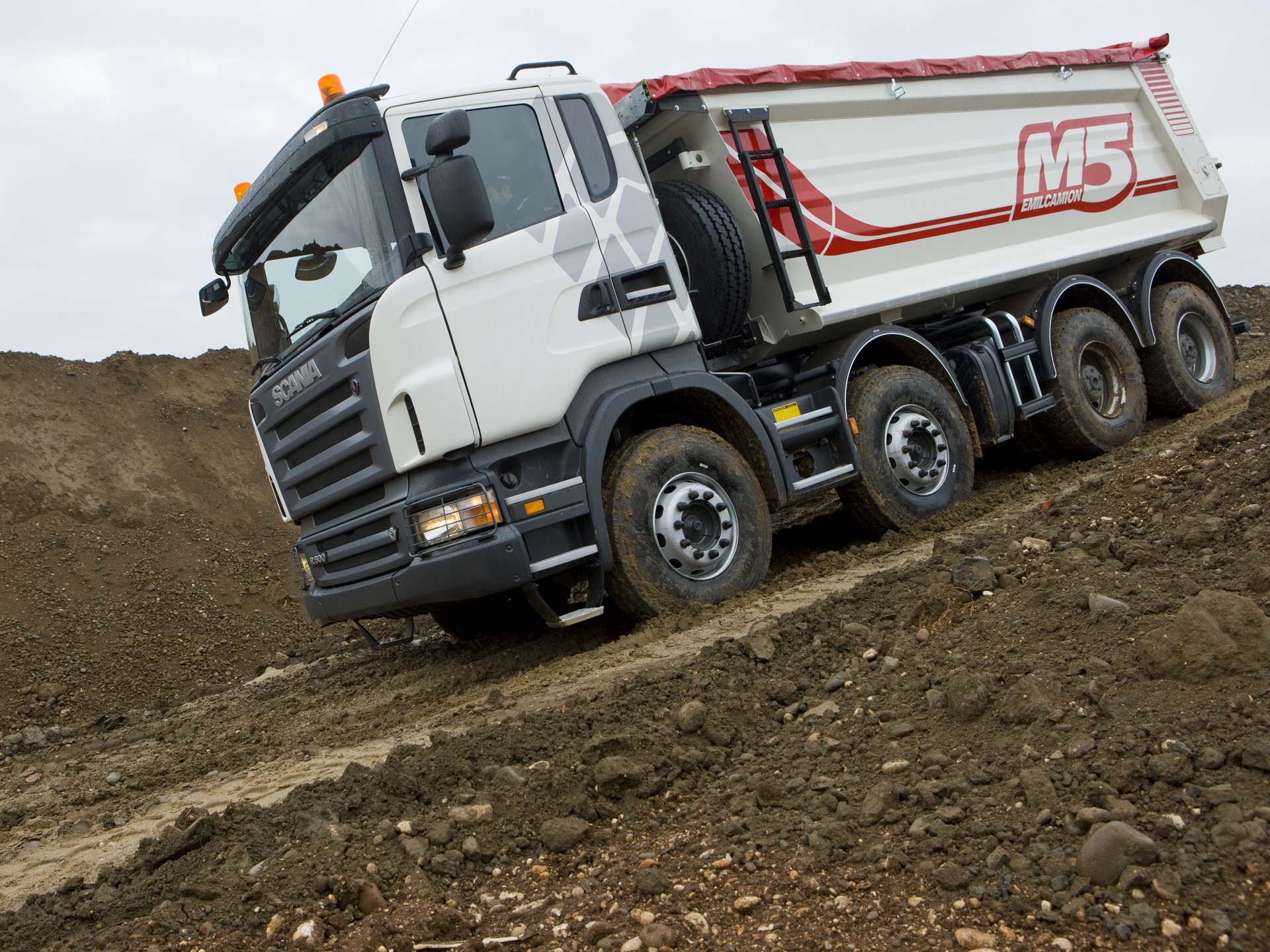 Scania R-Series photo 67962