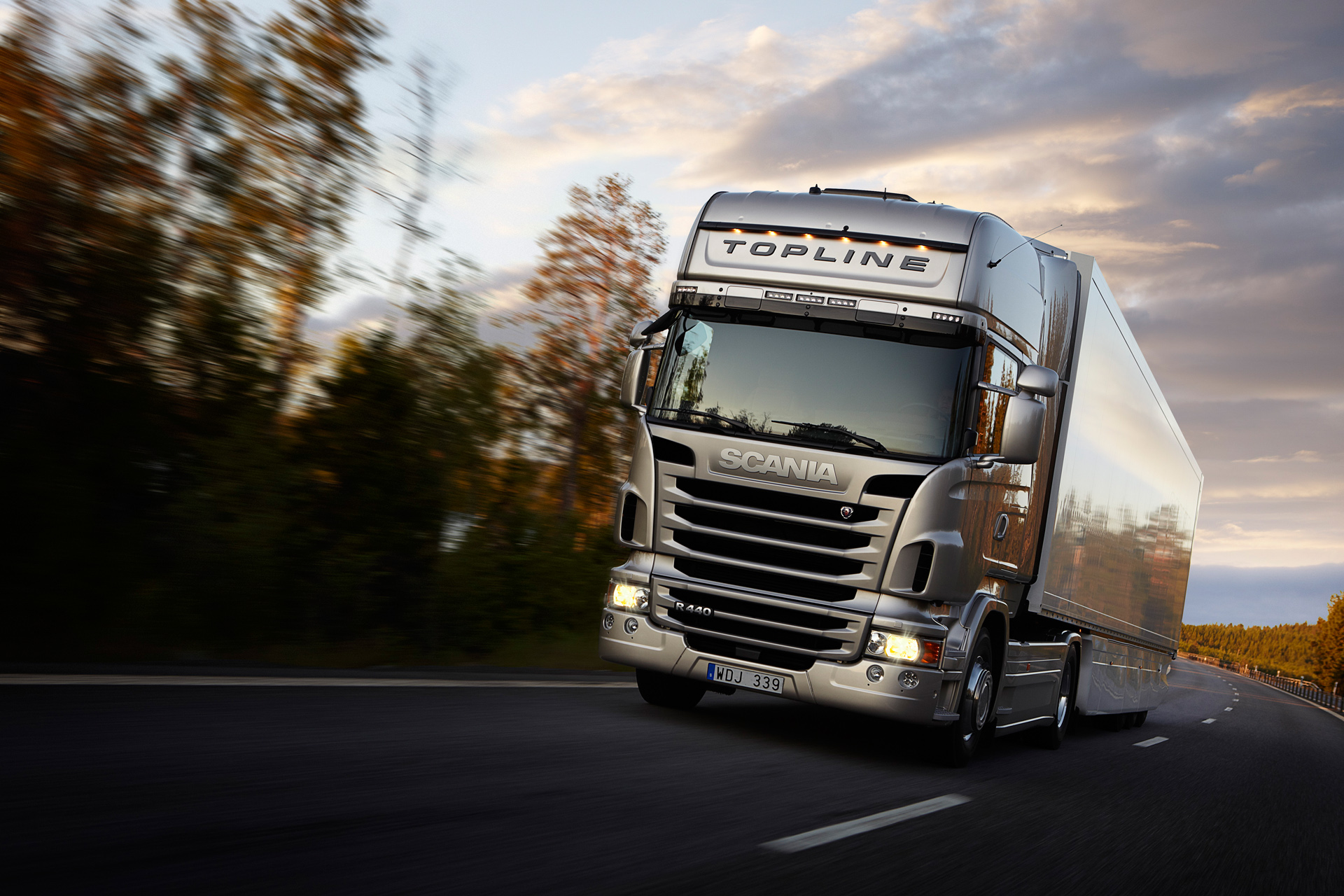 Scania R-Series photo 69018