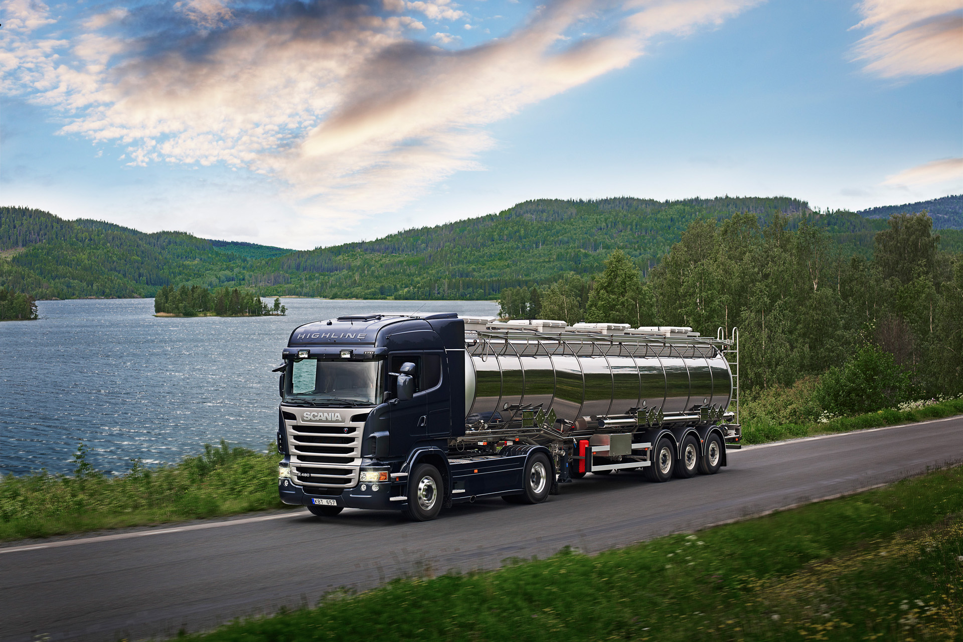 Scania R-Series photo 69051