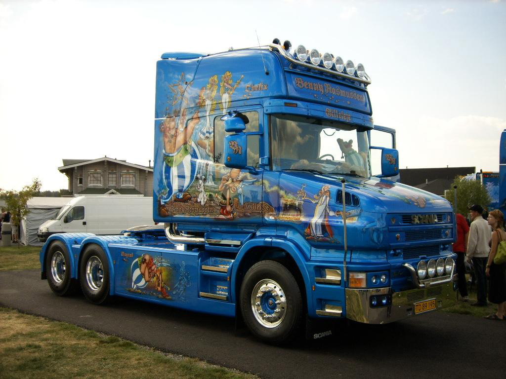 Scania T-series photo 46651