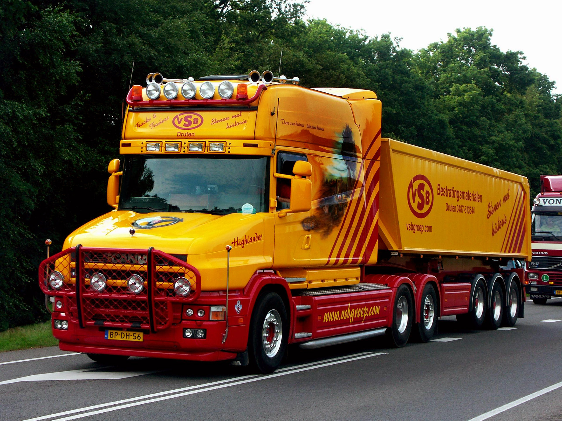 Scania T-series photo 46652