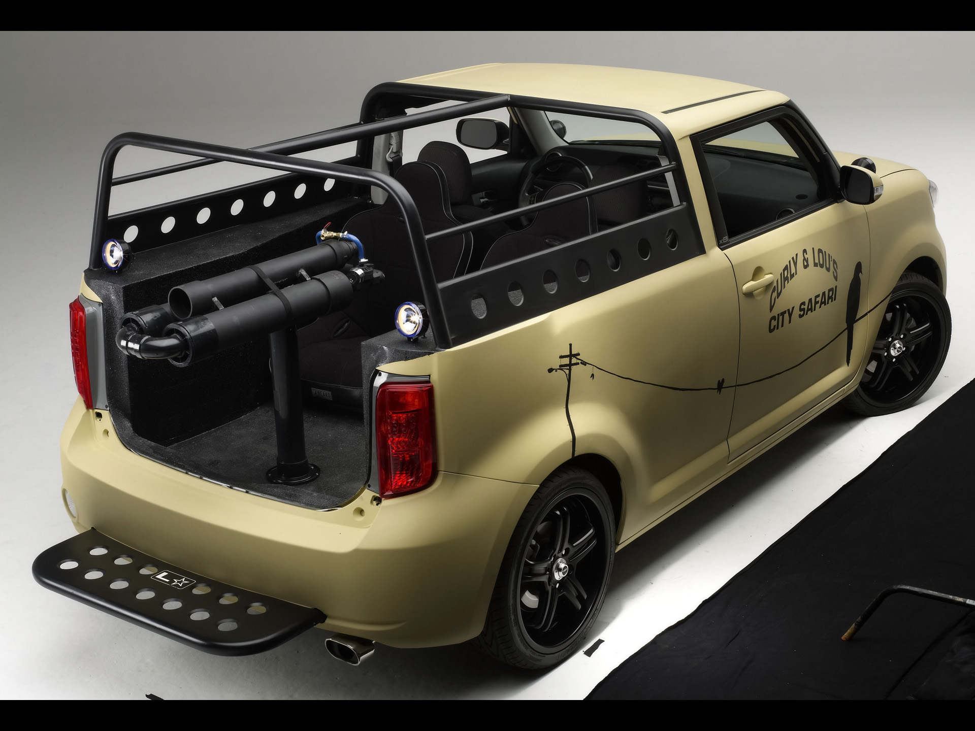 Scion Sage Vaughn xB photo 49179