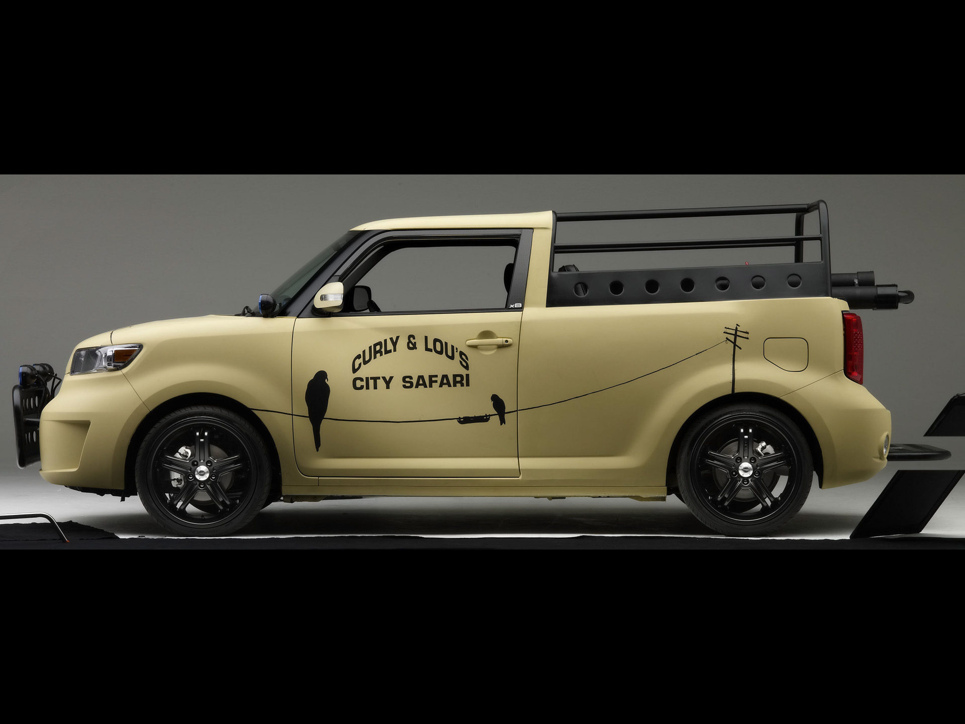 Scion Sage Vaughn xB photo 49180