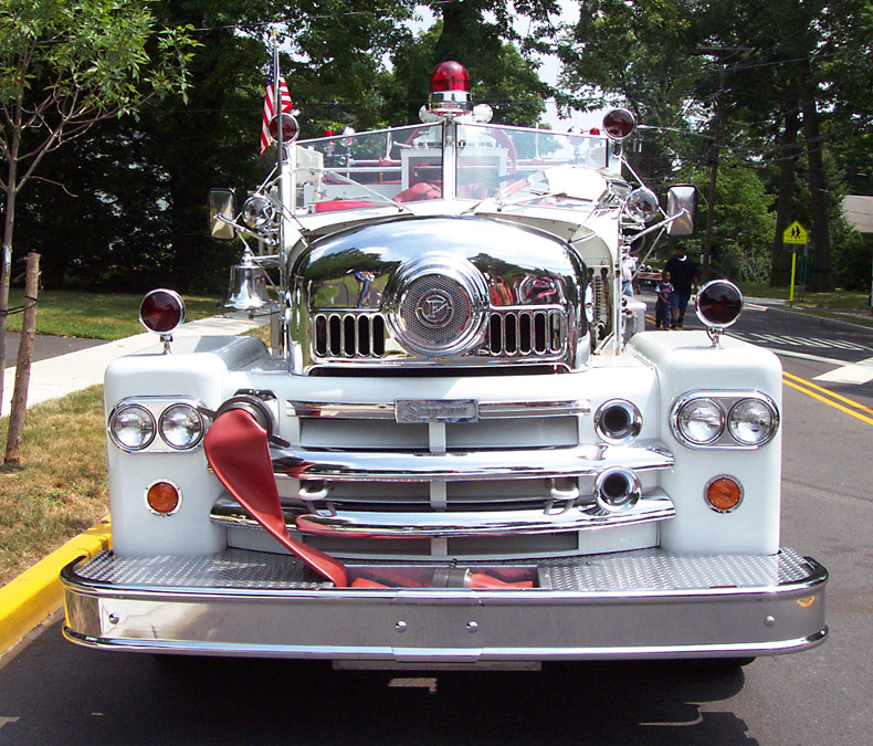 Seagrave Fire Truck photo 6046