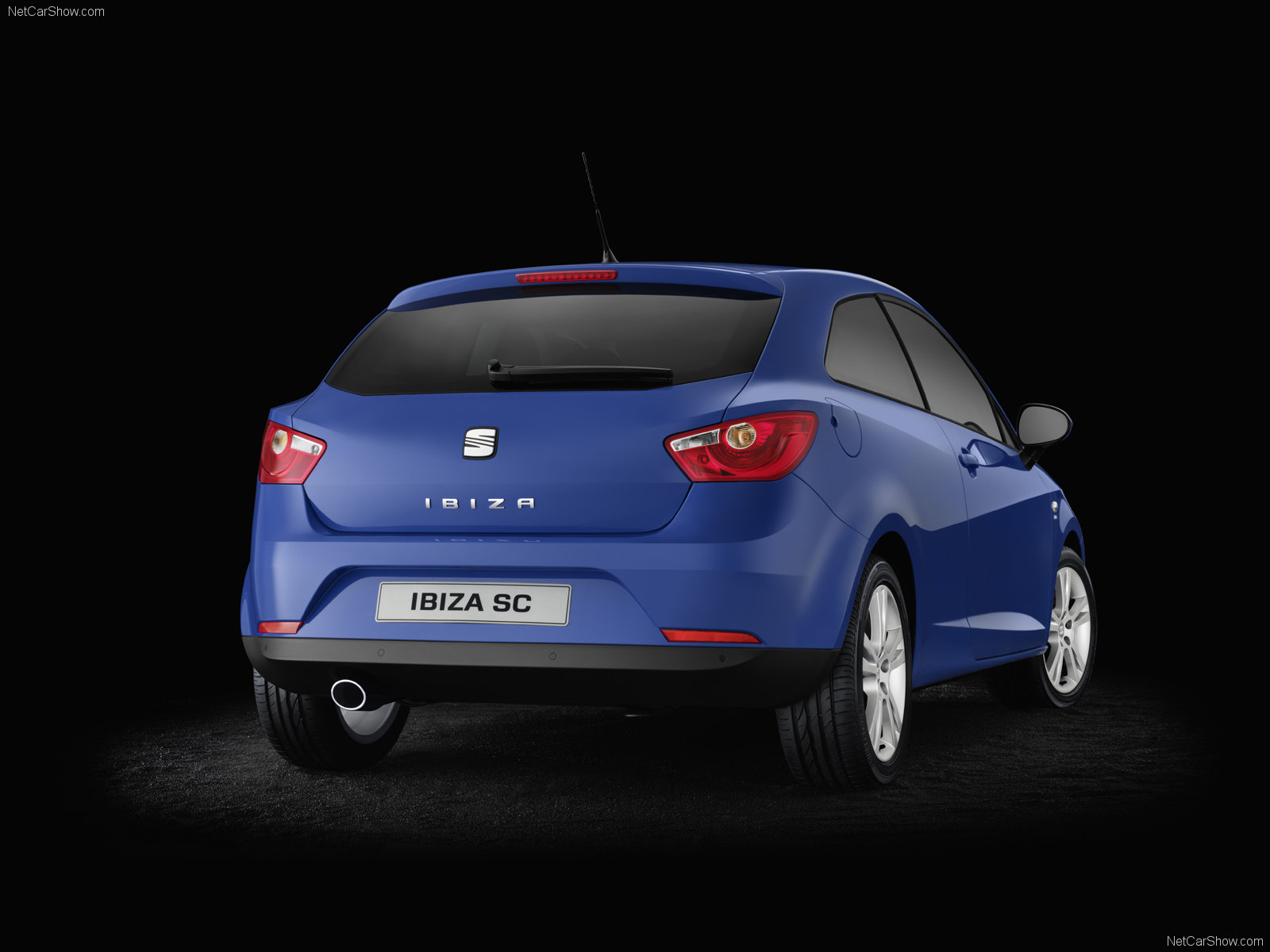 Seat Ibiza SportCoupe photo 55233