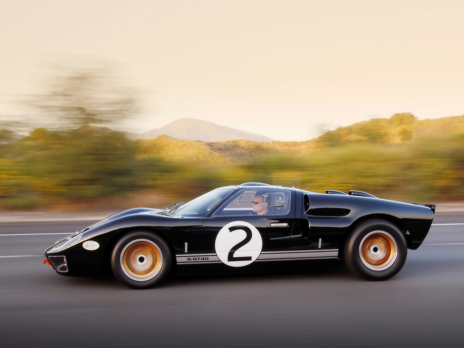 Shelby Distribution Shelby 85th Commemorative GT40 photo 54480