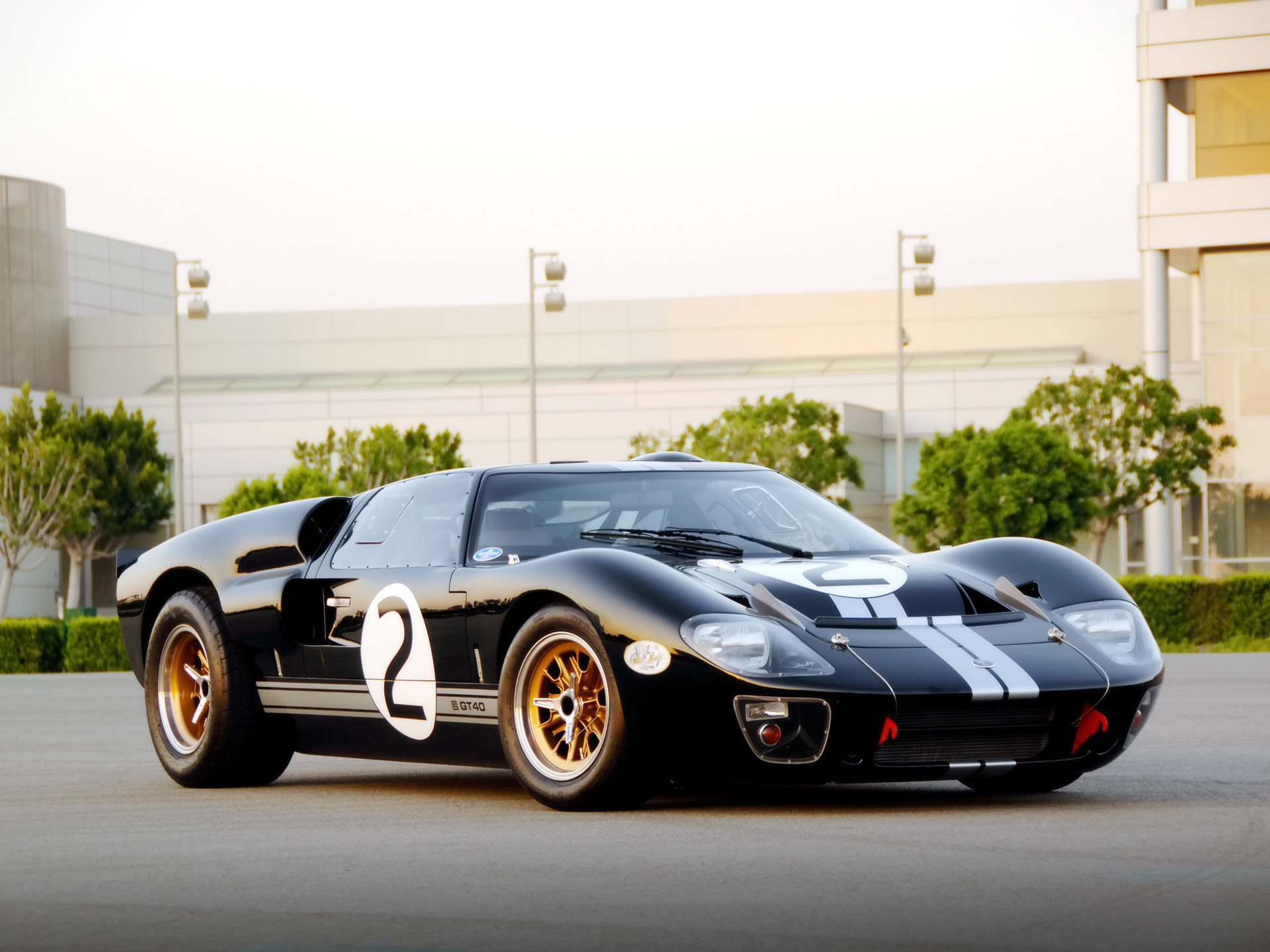 Shelby Distribution Shelby 85th Commemorative GT40 photo 54485