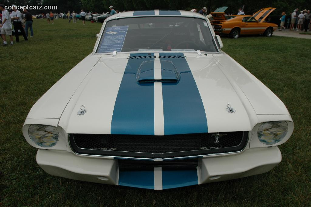 Shelby Super Cars Mustang GT350 photo 25341