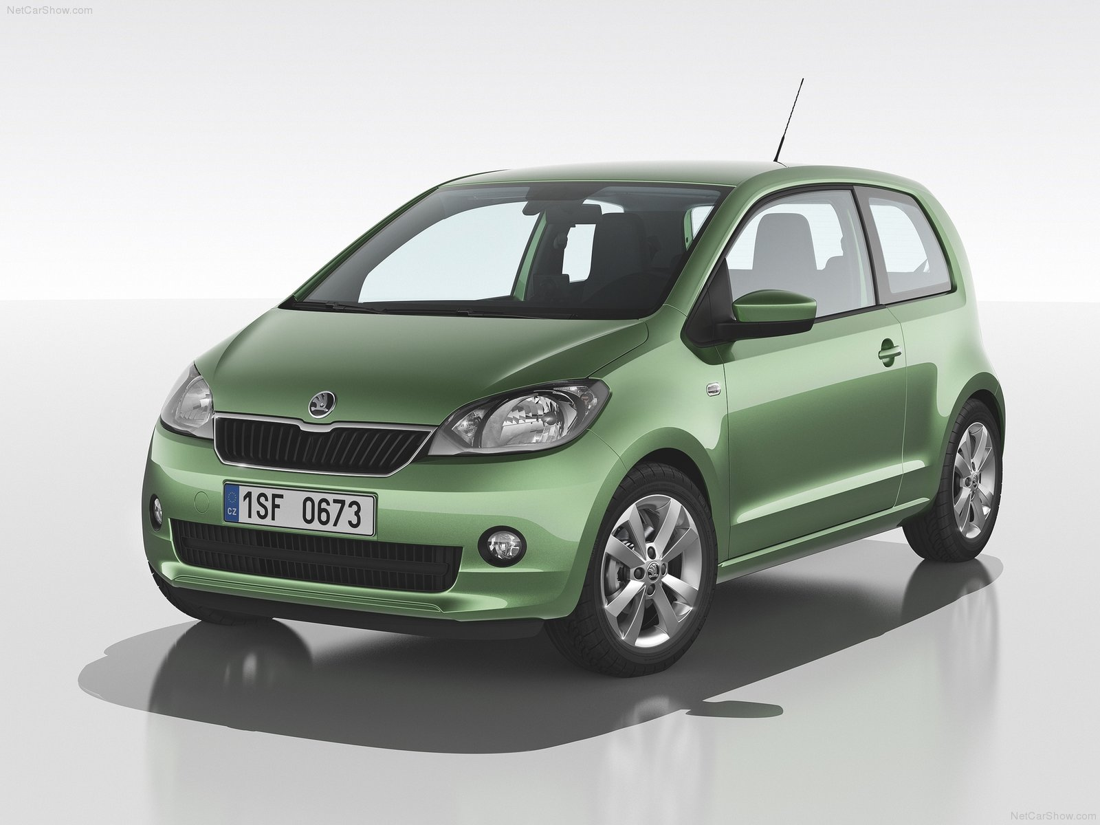 Skoda Citigo photo 84638