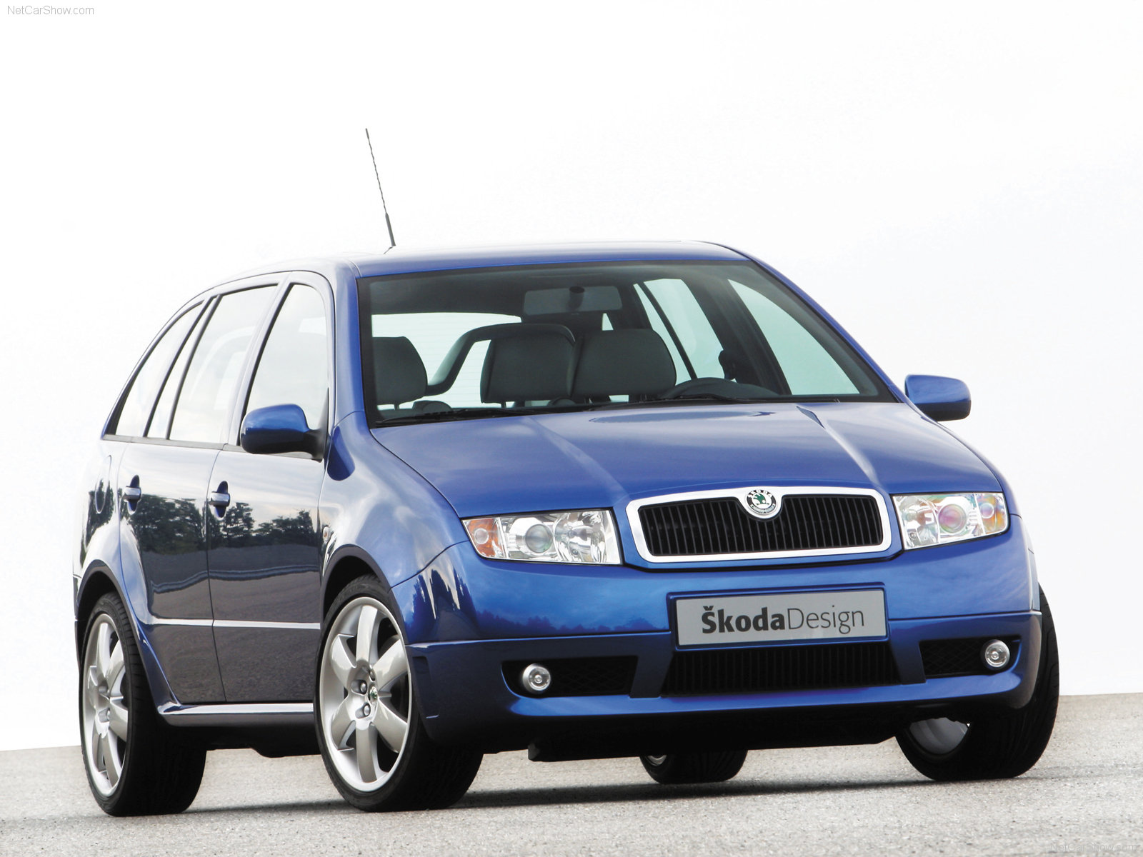 Skoda Fabia Paris photo 45930