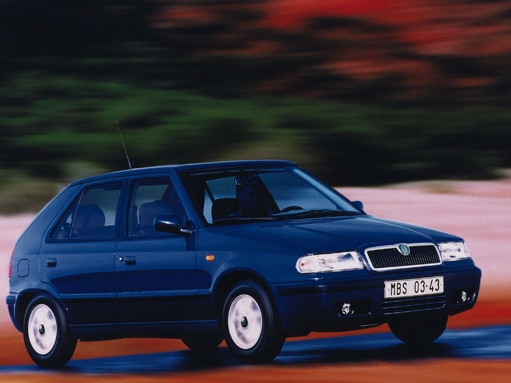 Skoda Felicia Picture 55 Skoda Photo Gallery Carsbase Com