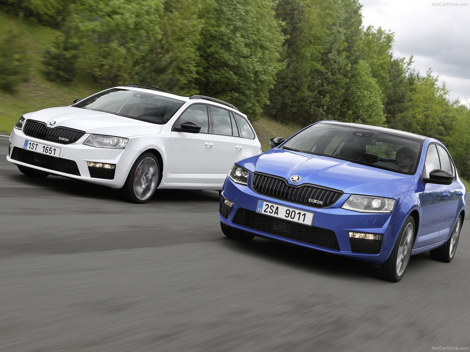 Skoda Octavia RS Combi photo 115603