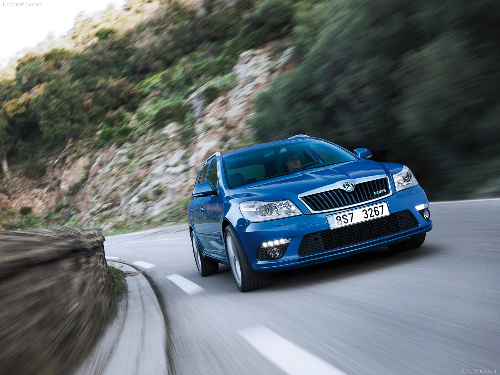 Skoda Octavia RS Combi photo 64283