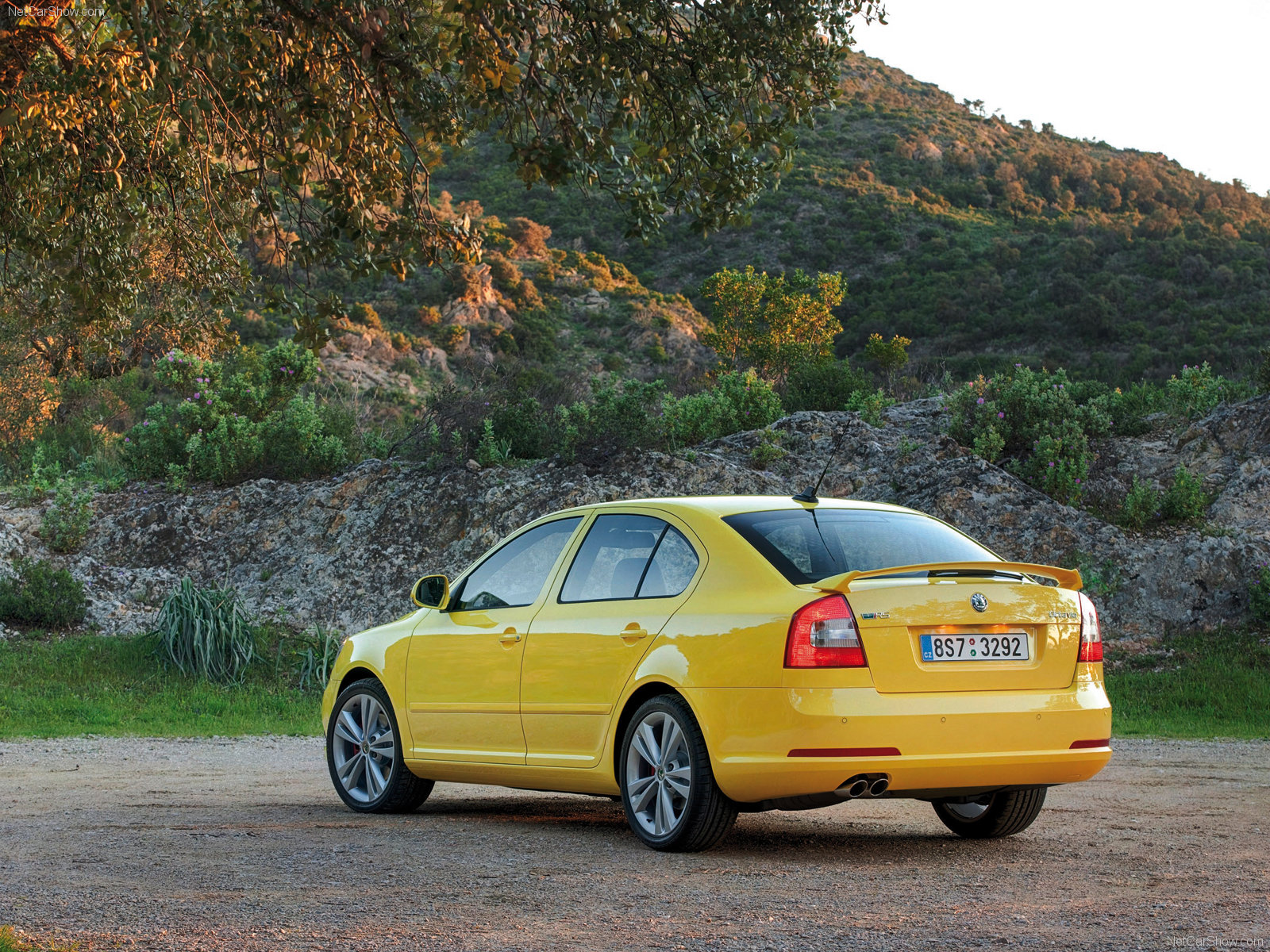 Skoda Octavia RS photo 64288