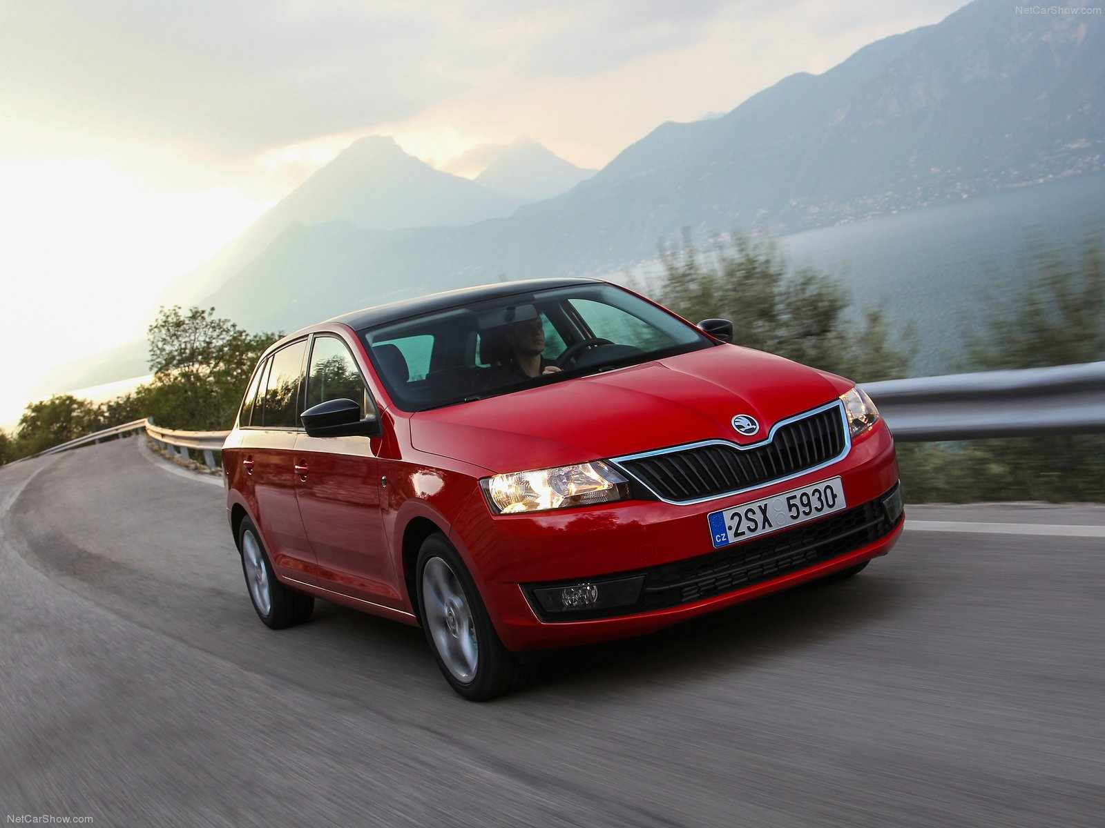 Skoda Rapid Spaceback photo 115911