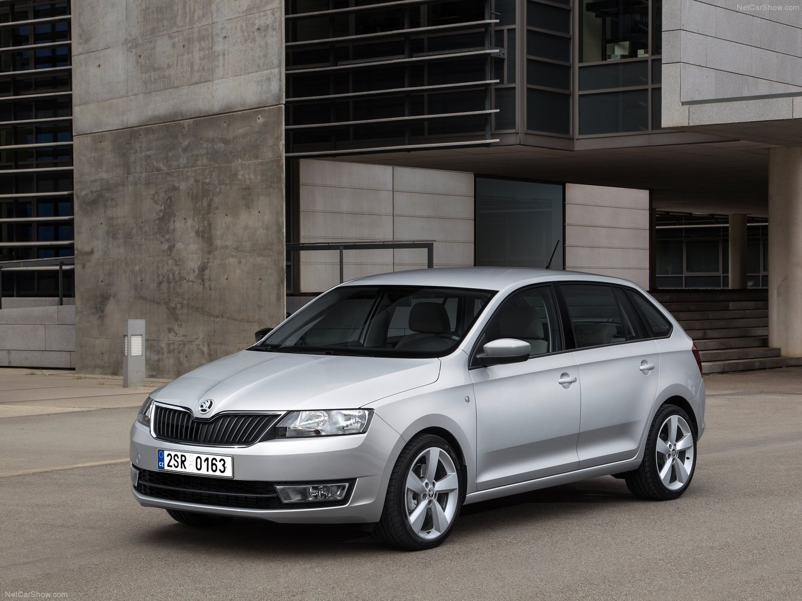 Skoda Rapid Spaceback photo 115918