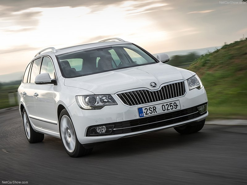Skoda Superb Combi photo 100721