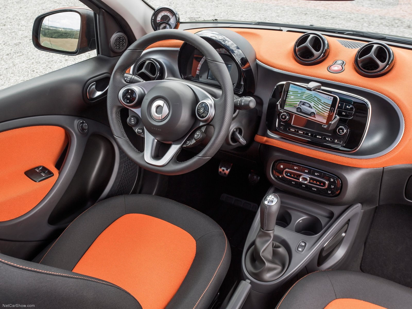 Smart Forfour photo 125080