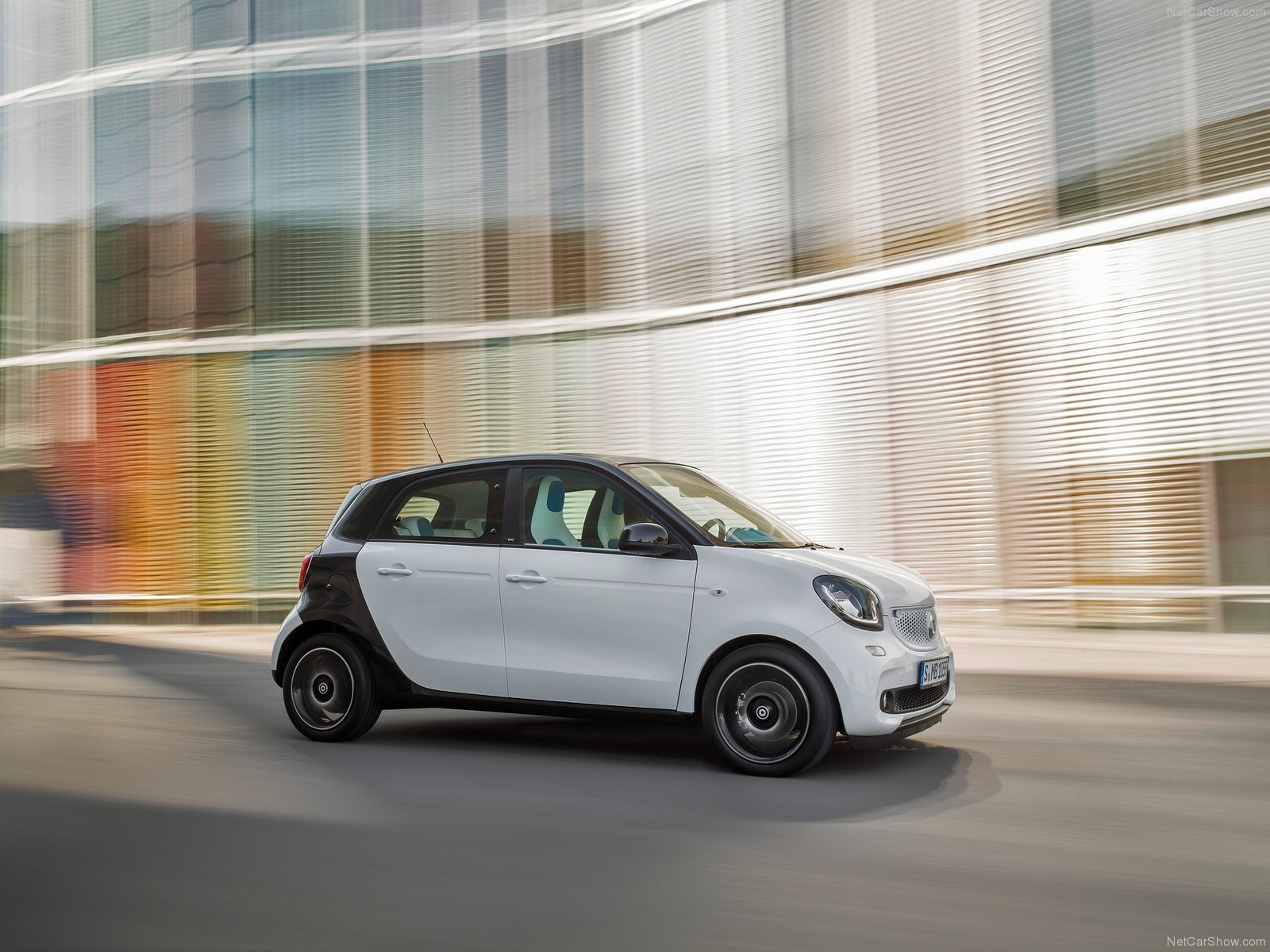 Smart Forfour photo 125109
