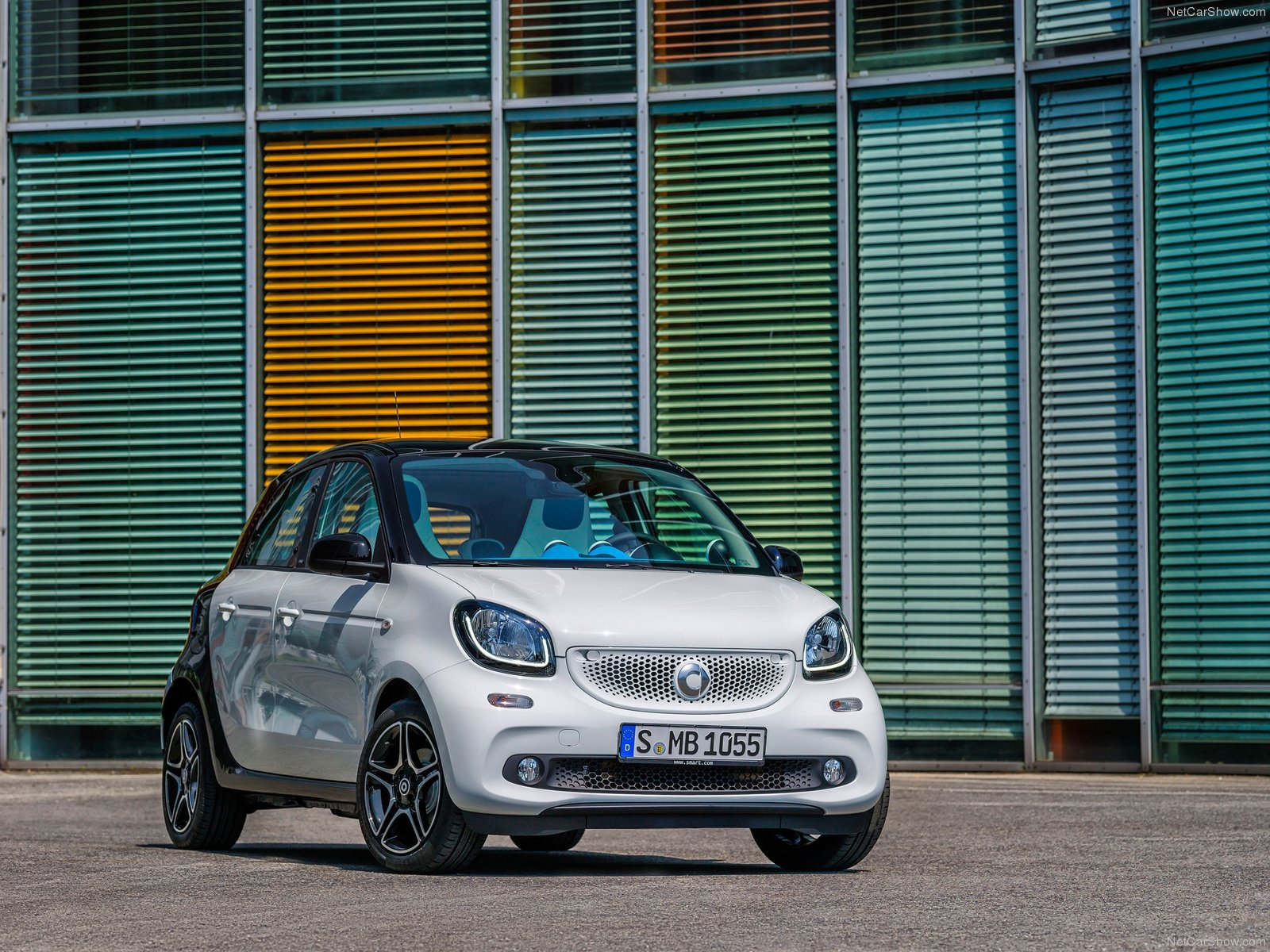 Smart Forfour photo 125122