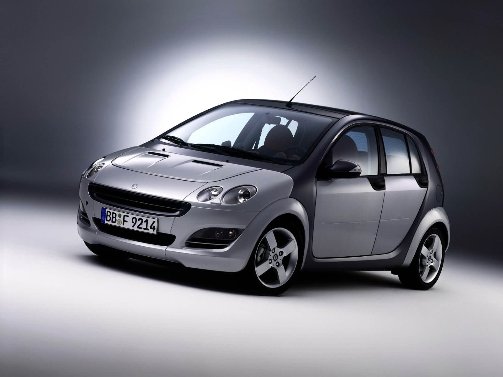 Smart Forfour photo 1515